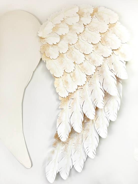 Ailes d'ange pour la décoration
