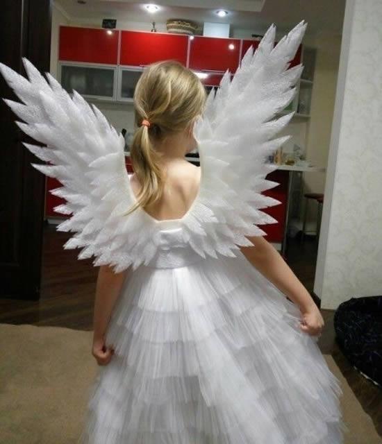Ailes d'ange fantaisie