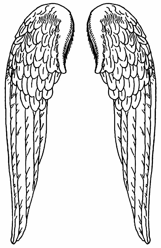 Moule d'ailes d'ange