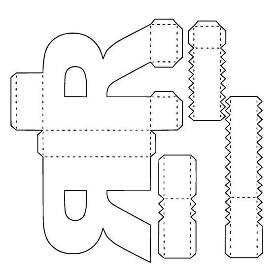 Comment faire des lettres 3D
