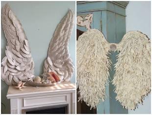 Comment faire des ailes d'ange