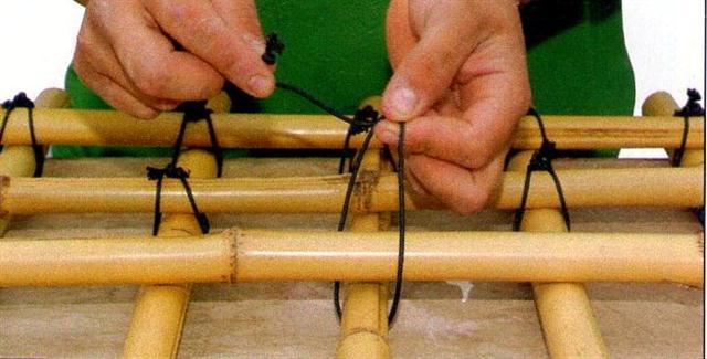 Comment faire un bambou Crouton