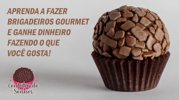 Cours en ligne Gourmet Brigadeiro