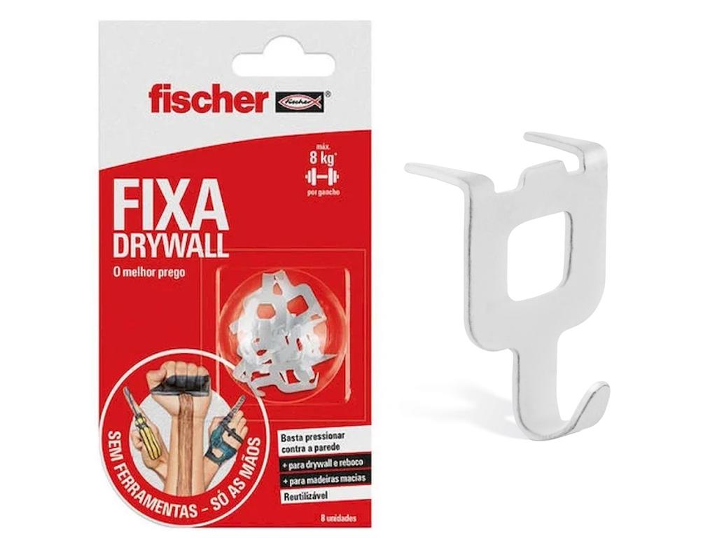 Crochet Fischer pour suspendre des objets sur des cloisons sèches