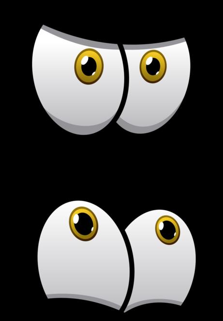 expressions dans les yeux
