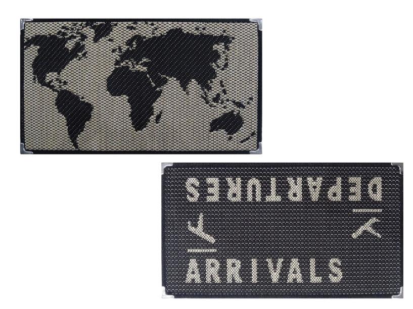 "Paillassons avec <a href = thème""https://www.leroymerlin.com.br/capacho-mapa-mundi-preto-65x45cm_90383335""> carte </a> et <a href =""https://www.leroymerlin.com.br/capacho-arrivals-preto-65x45cm_90383342""> aéroport </a>, à Leroy merlin: 31,90 R $ chacun» class=»lazyload» data-pin-nopin=»true»/></div> <p class="