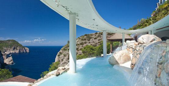 Hacienda Na Xamena, o.  Ibiza, Espagne