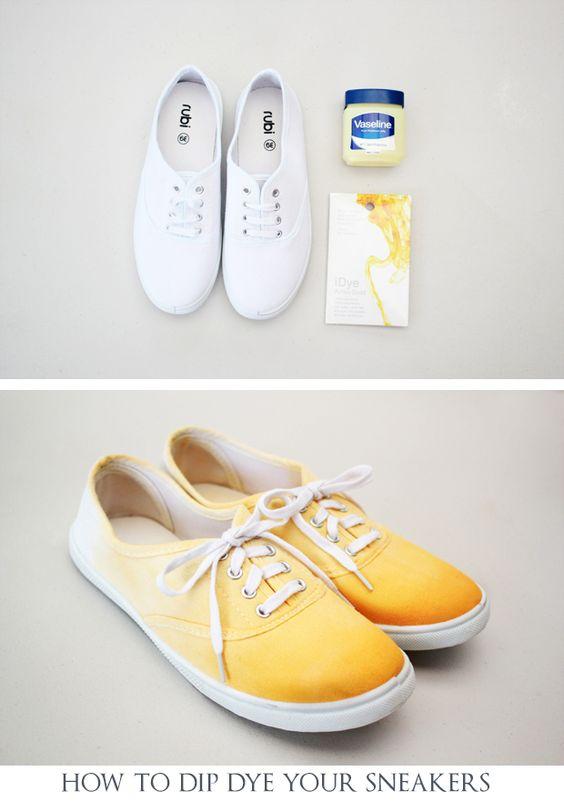 chaussures ombre dans Personnaliser les chaussures