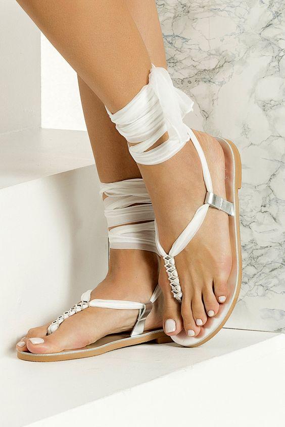comment personnaliser des sandales bohho chic