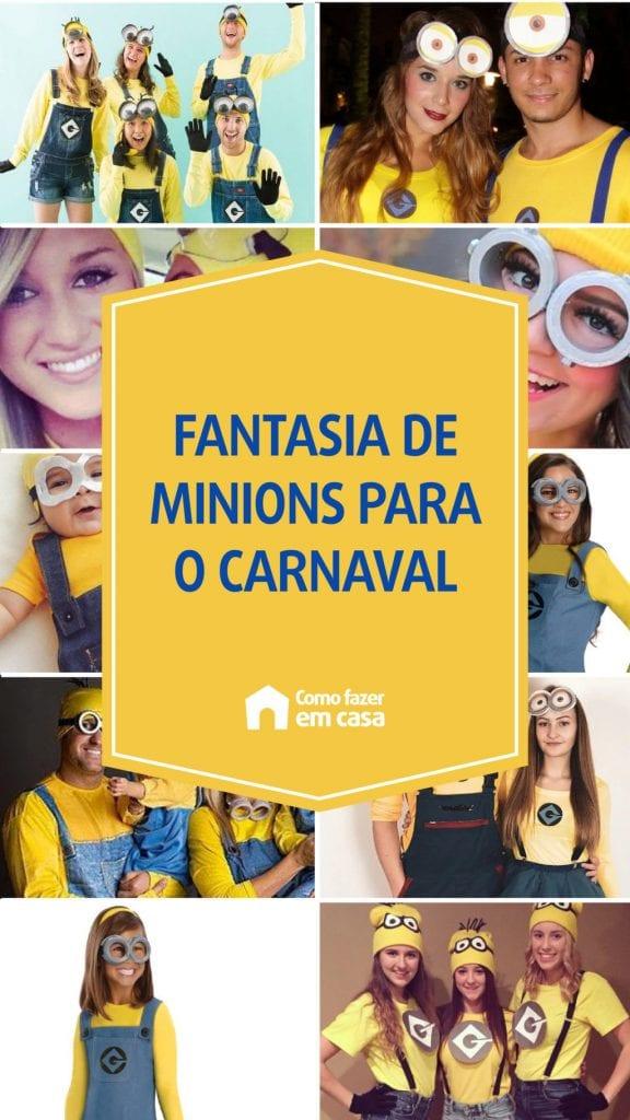 costume de sbires pour le carnaval
