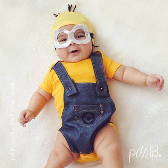 costume minio pour le carnaval