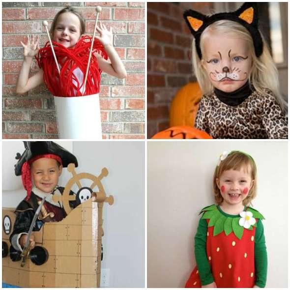 costumes de carnaval pour enfants