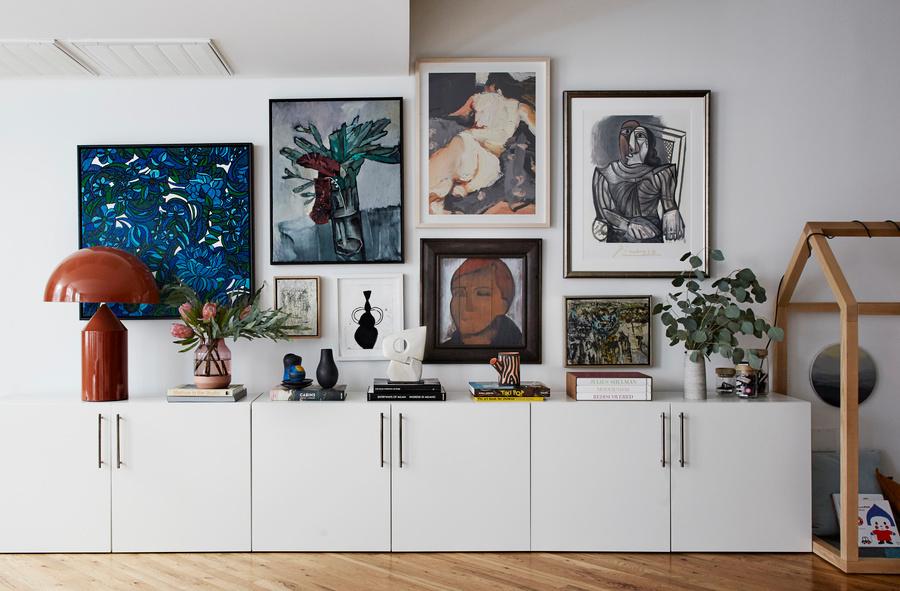 Conception de bureaux Tali Roth Designs