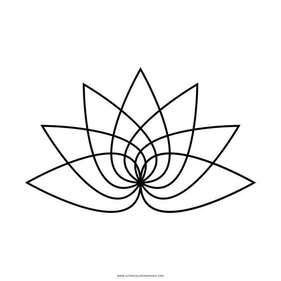 fleur en rangées