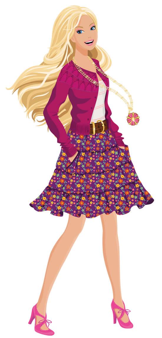 Modèle Barbie