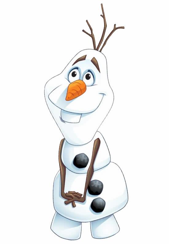 Dessin Olaf