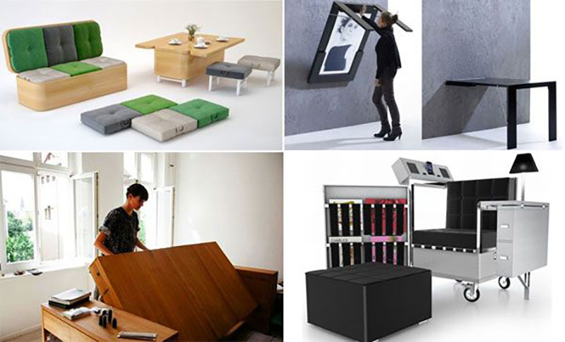 image1 10 meubles qui conviendront aux petits espaces