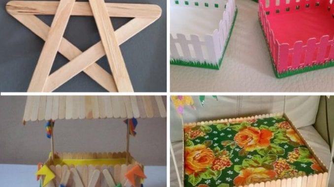 Décorations de bâtons de popsicle pour la fête de juin (22)